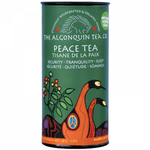 Algonquin Tea Peace Tea
