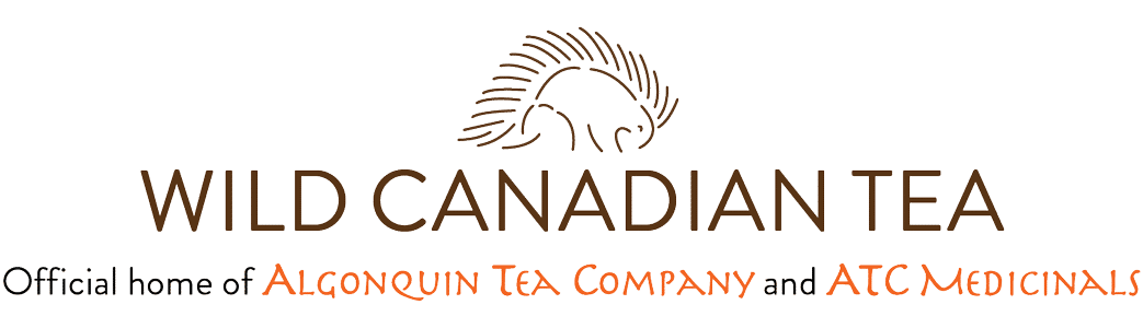 Wild Canadian Tea Official home of Algonquin Tea Company and ATC Medicinals